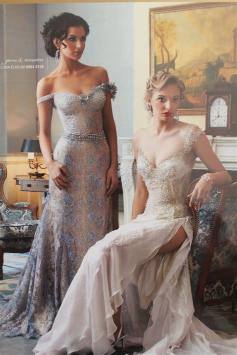 natalie m wedding dresses non traditional wedding gowns lora eliss moda
