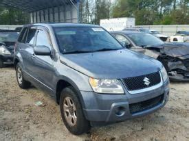 Suzuki Salvage by Salvage Suzuki Grand Vitara Cars For Sale And Auction
