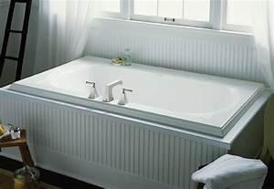Bathtub Via KOHLER Canada Drop In Bathtubs Pinterest