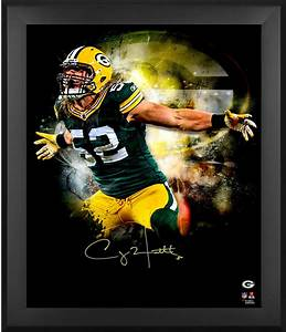Clay Matthews Signed Photo, Autographed NFL Photos