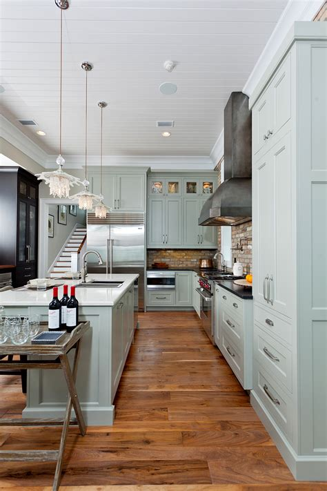 Coastal Kitchen With A Twist!  In Detail Interiors