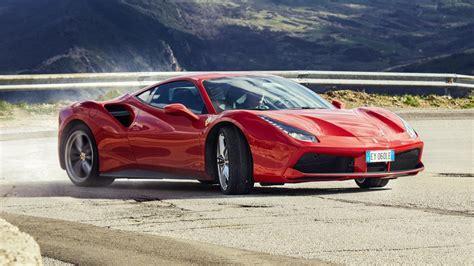 Across Italy In The Ferrari 488 Gtb