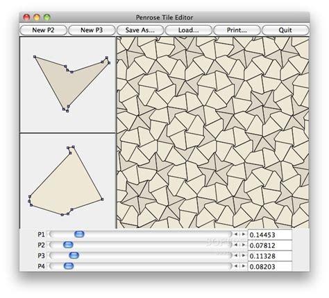 Penrose Tiling Generator Mac by Penrose Tile Editor To Mac 10 13 High
