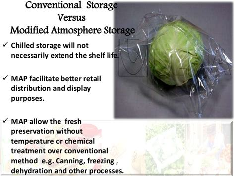 Modified Atmosphere Packaging Of Blueberry Fruit Effect Of Temperature On Package O2 And Co2 by Modified Atmosphere Packaging In Vegetables