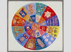 UPDATE Mark Podwal's new calendar of Jewish art Iconia