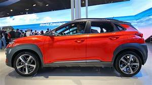 A Look In And Around The 2018 Hyundai Kona