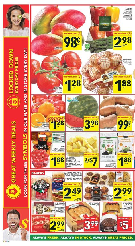 basics of cuisine food basics flyer may 19 to 25