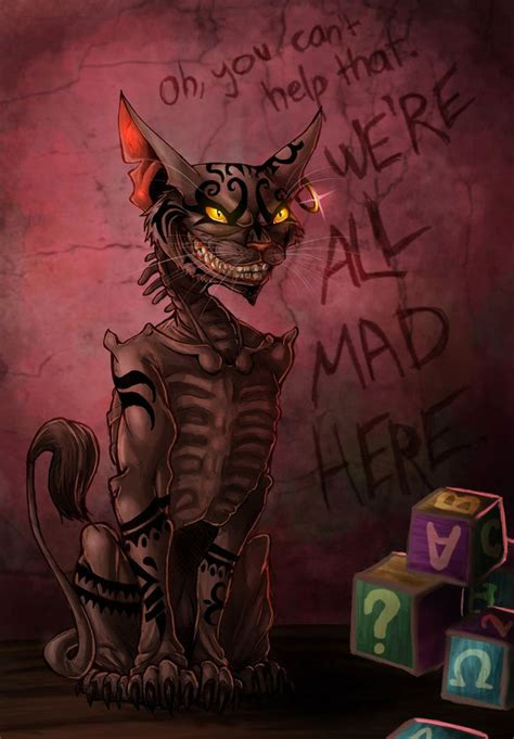 madness returns cheshire cat madness returns cat quote american mcgee s