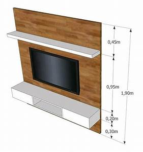 Designer Tv Board : this is my plan for the wall with the tv we would like for the electrical to allow for no ~ Indierocktalk.com Haus und Dekorationen