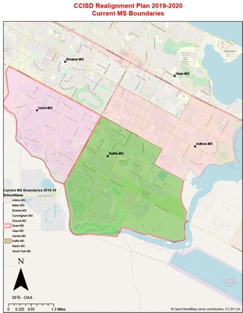 corpus christi independent school district releases maps proposed