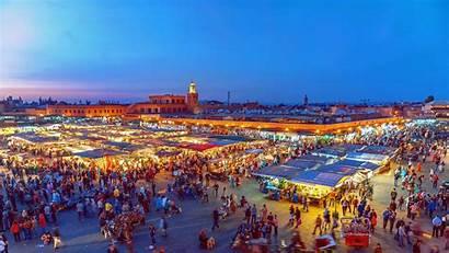 Fnaa Jemaa Square Marrakesh Morocco Bing Getty