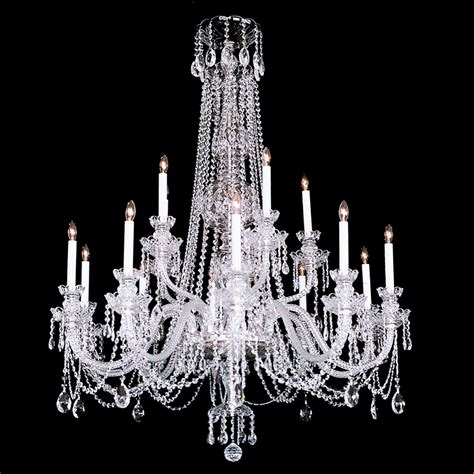 chandelier william with swarovski king s