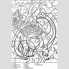 Color By Number Coloring Pages Coloringrocks