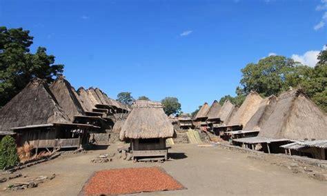 inilah keunikan desa bena bena village  wajib kamu