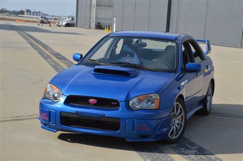 2004 Subaru Wrx Sti Us Model For Sale #94352