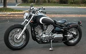 Yamaha V-star 1100  Dragstar