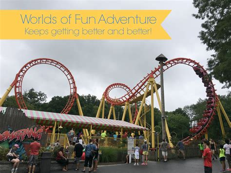 Worlds of Fun Adventure Keeps Getting Better and Better ...
