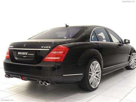 brabus ibusiness   luxury sedan exotic car