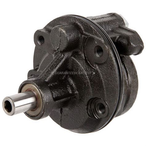 Gmc Pick Truck Power Steering Pump From Car Parts