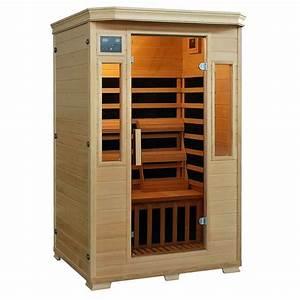 2 Mann Sauna : genesis series 2 person carbon sauna ~ Lizthompson.info Haus und Dekorationen