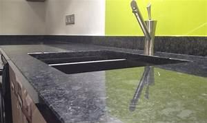 Granit Arbeitsplatten Preise : steel grey dunkelgrau und robust so ist steel grey ~ Michelbontemps.com Haus und Dekorationen