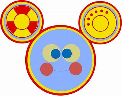 Mickey Transparent Clipart Shaped Clipground