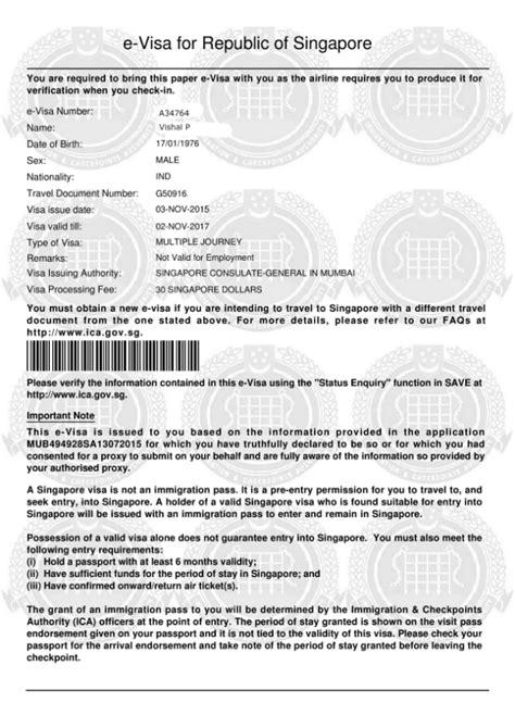Singapore Visa - Singapore Tourist Visa Online - Musafir