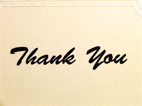 Happy International Thank You Day  News On Heartorg