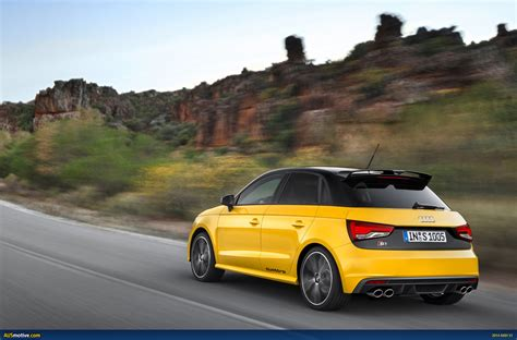 Ausmotivecom Audi S1 S1 Sportback Revealed