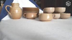 Vaisselle En Grès : service de table gres village ~ Dallasstarsshop.com Idées de Décoration