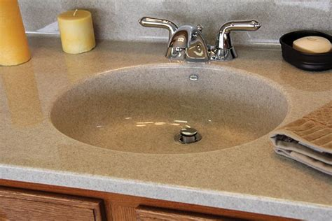 corian bathroom countertop solid surface countertops liberty home solutions llc