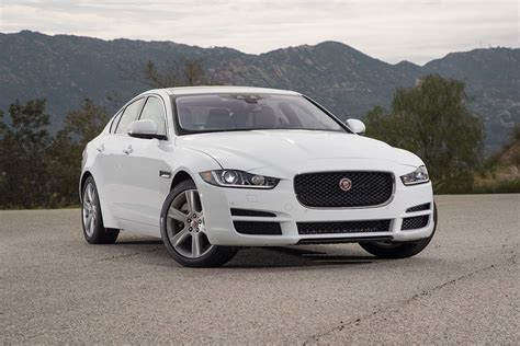 2017 Jaguar XE 2.5T First Test Review: Redefining the ...