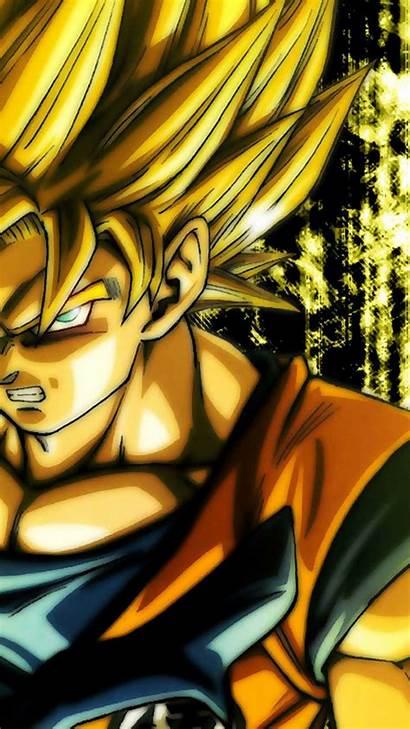 Goku Saiyan Iphone Wallpapers 4k Dragon Ball