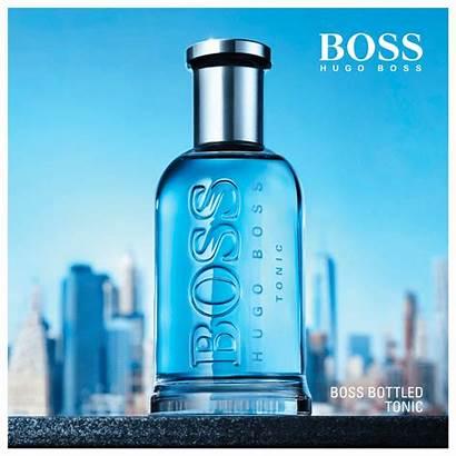 Boss Hugo Bottled Tonic Perfume Toilette Eau