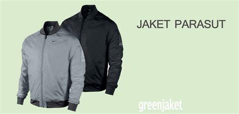 Jaket Parasut Nike Jaket jual jaket parasut distro murah green jaket