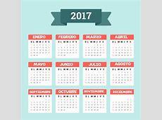 Calendario 2017, más de 150 plantillas para imprimir y