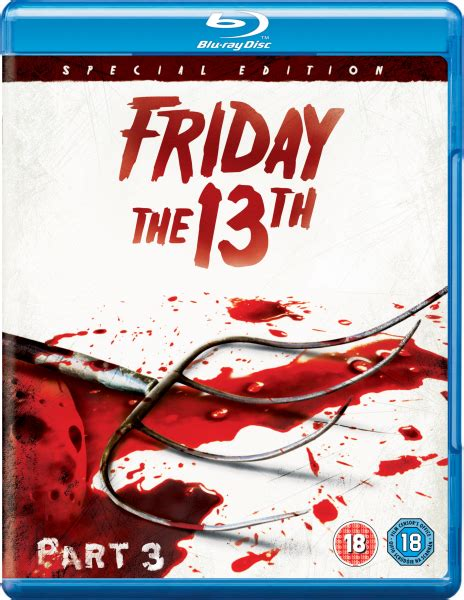 Friday The 13th Part III [Special Collectors Edition] Blu ...
