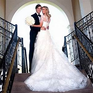 ivanka trump wedding dresses With ivanka wedding dress