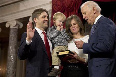 Sasse sworn in as Nebraska's new U.S. senator