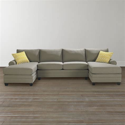 double chaise sectional sofa marvelous double chaise lounge sofa high resolution