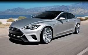 Look Auto : tesla model s tuned by unplugged performance looks rakish autoevolution ~ Gottalentnigeria.com Avis de Voitures