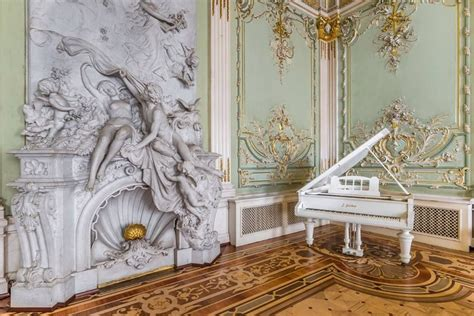 Mansion Of Baron Kelch St Petersburg Russia Mansions