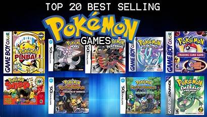 Pokemon Games Ever Know Released