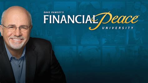 Financial Peace University Classes Offered At Local