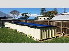 Shipping Container Pools are Here to Save Your Summer