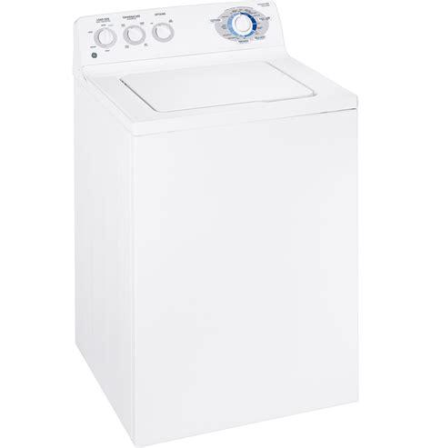 ge  cu ft super capacity washer wjsrgww ge appliances