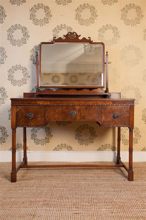 waring gillow walnut dressing table antiques atlas