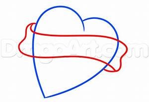 How to Draw a Vintage Heart, Step by Step, Tattoos, Pop ...