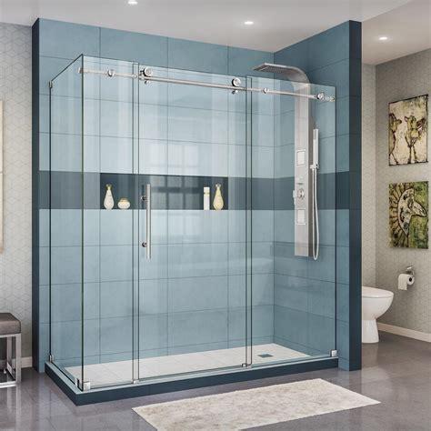 tips  choosing glass shower doors  ideas