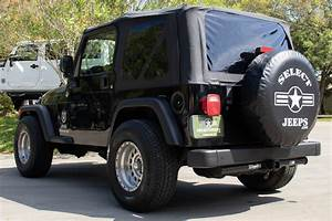Used 2005 Jeep Wrangler X For Sale   13 995